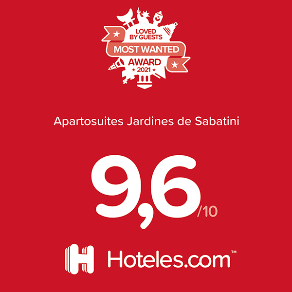 Hotels 2018 - 9,4/10
