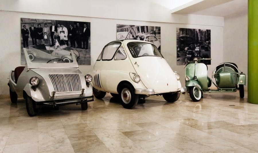 Musée voitures anciennes