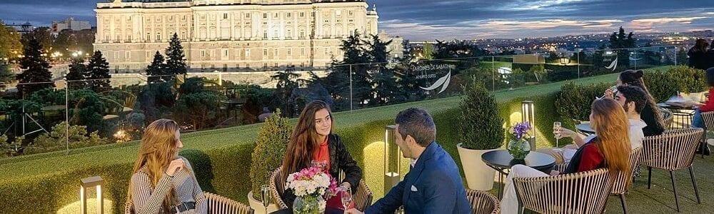 Las mejores terrazas abiertas en Madrid y más seguras frente al COVID 19