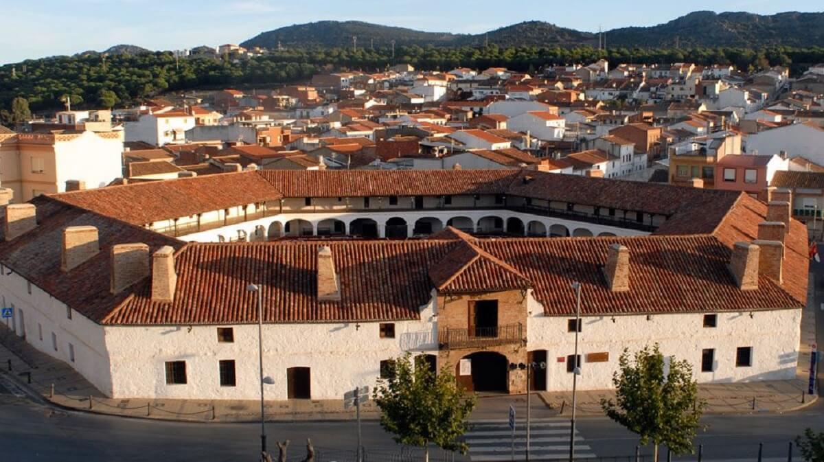 Hotel original en plaza de toros