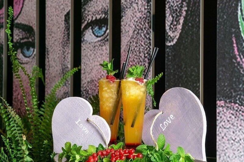 Coctel Love is in the air
